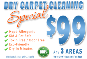 orlando carpet cleaning special