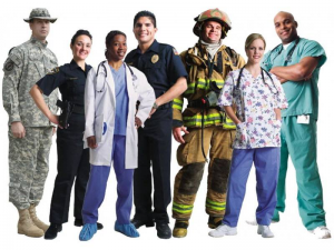 10% off any service to our Veterans, First Responders and Teachers